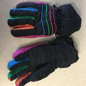 EUC Thinsulate kids gloves